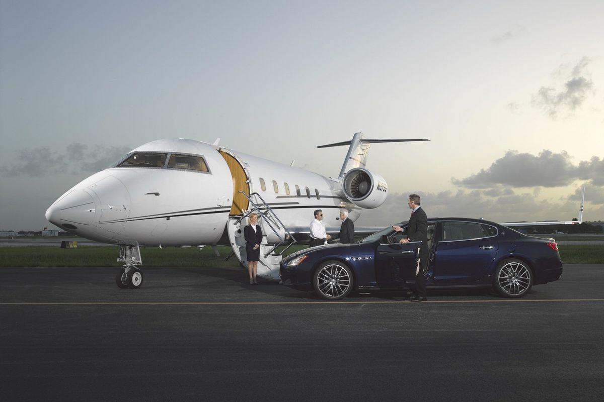 Jetsmarter private jet