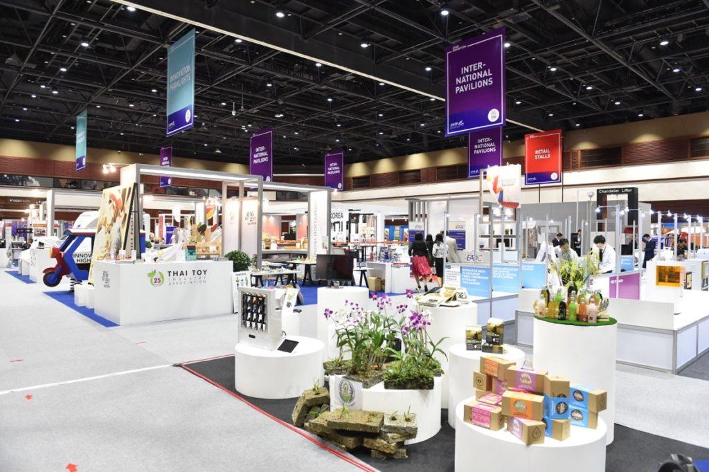 thailand trade show contractors