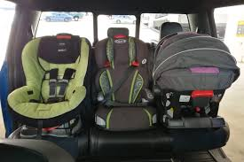 Car Seat Includes